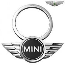 Брелок MINI Wing Logo Key Ring 80272287977