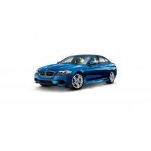 Модель автомобиля BMW M5 (F10), Monte Carlo Blue 80432186352