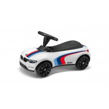 Детский автомобиль BMW Motorsport Baby Racer III, White 80932413198