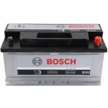 Аккумулятор 6CT-88 BOSCH S3 0092S30120 полярность (0)
