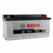 Аккумулятор 6CT-90 BOSCH S3 0092S30130 полярность (0)
