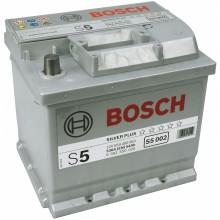 Аккумулятор 6CT-54 BOSCH S5 Silver Plus 0092S50020 полярность (0)