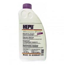 Антифриз HEPU G12+ фиолетовый 1.5л концентрат