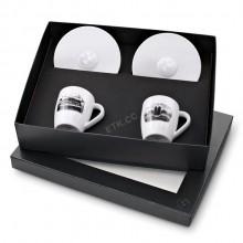 Набор чашек BMW для эспрессо Espresso Cup Set 80222217301