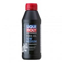 Масло для мотовилок и амортизаторов - Motorbike Fork Oil 10W Medium 0.5 л.