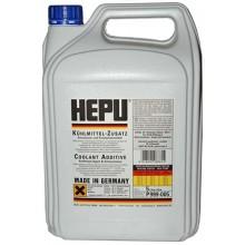 Антифриз HEPU синий концентрат 5л