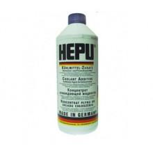 Антифриз HEPU синий концентрат 1.5л
