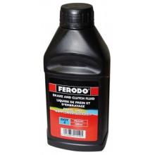 Жидкость тормозная FERODO FBX025 DOT 4 0.25л