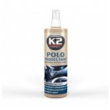 Полироль для пластика аэрозоль K2 K410, 350мл