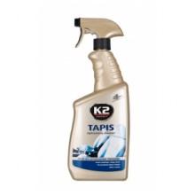 Очиститель обивки салона с распылителем K2 TAPIS K207M, 770 мл