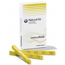 """Освежитель воздуха BMW сменный блок """" Vitalizing Woods"""" BMW 83122285677, желтый"""