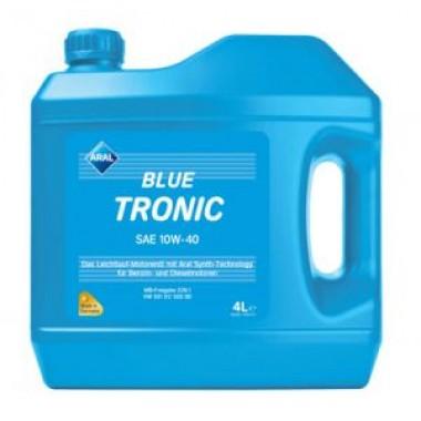 Масло моторное Aral BlueTronic 10W40 4л.