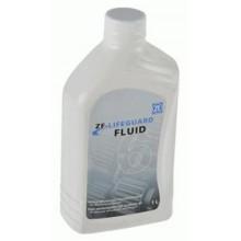 Масло трансмиссионное для автоматической 6-ти ступенчатой коробки передач ZF LifeguardFluid 1л. 8704001